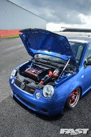 volkswagen modified modified vw lupo fast car