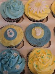 cupcake ideas for baby shower baby shower cupcake ideas uk 1