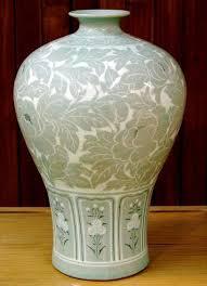 Celadon Vase Anonymous Celadon Vase The Unesco Works Of Art Collection