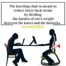 Kneeling Chair by Ergonomic Knee Chair Modern Chair Design Ideas 2017