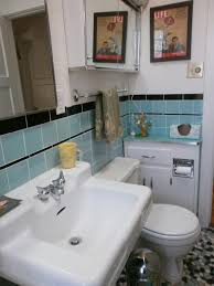 cindy waits 28 years for her sunny retro bathroom remodel retro