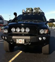 zombie hunter jeep wer mopar 2005 dodge power wagon zombie hunter a featured vehicle
