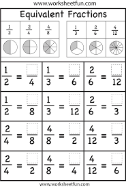 best 25 equivalent fractions ideas on pinterest equivalent