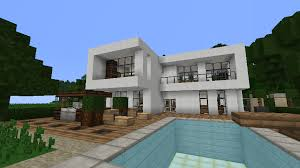 Best 20 Minecraft Small Modern by 1 4 5 Modern House Series Screenshots Show Your Creation