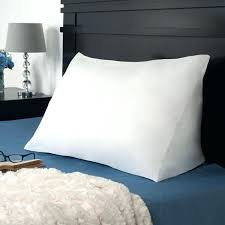 big bed pillows cushion for sitting up in bed pillow for sitting up in bed awesome