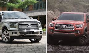 ask tfltruck which truck should i buy toyota tacoma vs ford f