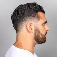 hairstyles for curly haired square jawed men 50 classy haircuts and hairstyles for balding men