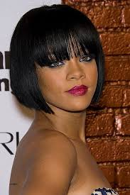 invisible part hair style bob hairstyle invisible part bob hairstyles elegant women