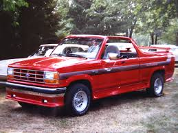 Ford Ranger Truck Top - very rare 1991 ford skyranger convertible pickup surfaces on ebay