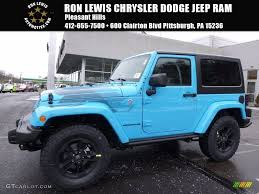 jeep chief 2017 chief blue jeep wrangler winter edition 4x4 118732268