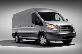 luxury minivan 2015 2015 ford transit mpg output cargo capacity detailed