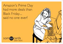 amazon black friday rumors amazon u0027s prime day had more deals than black friday said no