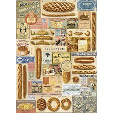 cavallini poster poster boulangerie
