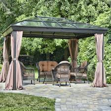 Gazebo Curtains Pergola Curtains For Sale This Gazebo Is Designed To Keep Your