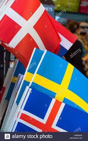 Scandanavian Flags Denmark Zealand Copenhagen Souvenir Scandinavian Flags Denmark