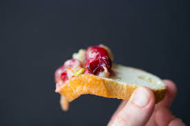 Dip For Thanksgiving Cranberry Orange Baked Brie Dip Easy Holiday Appetizers