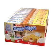 happy hippo candy where to buy kinder happy hippo cocoa 10x 20 7g x 5 walmart