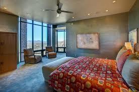 Modern Ceiling Fan Company by Modern Master Bedroom With Ceiling Fan U0026 High Ceiling Zillow