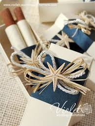 nautical themed wedding invitations starfish wedding invitation violet handmade wedding invitations