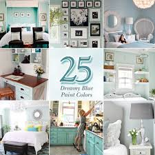 25 dreamy blue paint color choices pretty handy