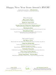 new year u0027s day menu template 5 free templates in pdf word