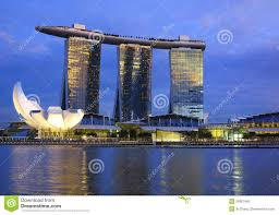 Marina Bay Sands Floor Plan by Pool On Marina Bay Sands Hotel Stock Image Image 37149891