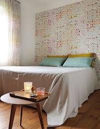 chambre douce papier peint chambre des nouveautés pour décorer nid douillet