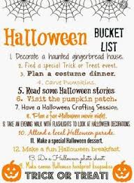 printable activities to tackle in the month of october