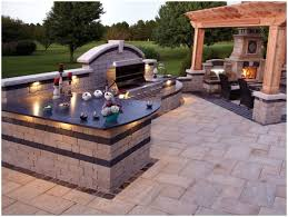 Backyards  Appealing Backyard Bbq Decoration Ideas  Grill - Backyard bbq design