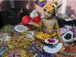 How To Decorate Janmashtami At Home Janmashtami 2017 Whatsapp Status Facebook Messages And Quotes To