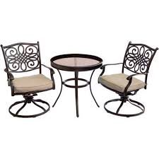 Hadley Bistro Chair Outdoor Bistro Sets Walmart
