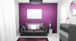 chambre violet et beige tapis prune et gris avec awesome chambre couleur prune et beige