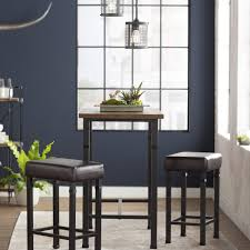 3 Piece Kitchen Table by Kitchen Table Square 3 Piece Set Marble Extendable 2 Seats