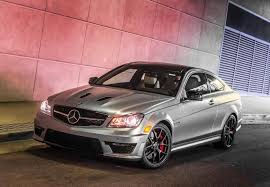 mercedes c63 amg service costs driven 2014 mercedes c63 amg coupe edition 507 ny daily