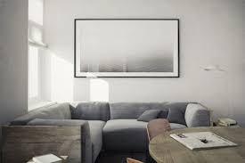 que mettre au dessus d un canapé conseils pour réussir l accrochage de ses tableaux et parfaire sa