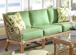 rattan and wicker sofas and sleeper sofas island and florida