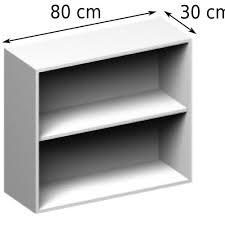 caisson cuisine 30 cm meuble caisson haut largeur 80 vial menuiserie cuisine jardin
