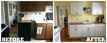 Diy Kitchen Cabinets Refacing by Diy Kitchen Cabinets Ikea Vs Home Depot House And Hammer