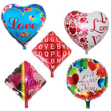 valentines balloons wholesale online get cheap valentines day i you aliexpress
