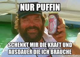 Puffin Meme - image jpg