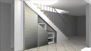 schrank unter treppe cabinet einbauschrank zur nutzung stauraum unter einer treppe