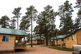 Camp Dearborn Map Midwest Outdoor Resorts Rushmore Shadows Resort Black Hills
