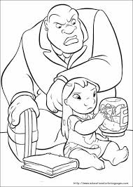 lilo stitch coloring educational fun kids coloring pages