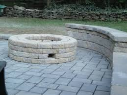 Firepit Gas Hardscaped Gas Pit Hearth Stove