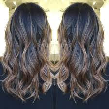 light brown highlights on dark hair 45 balayage hairstyles 2018 balayage hair color ideas with blonde