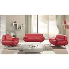 Red Sofa Set by Leather Recliner Sofa Red Color Furniture Pinterest Recliner