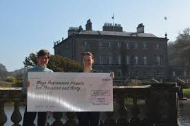 u20ac2032 raised for mayo roscommon hospice westport house