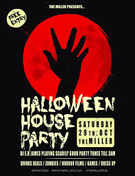 the miller halloween house party with dj e h james