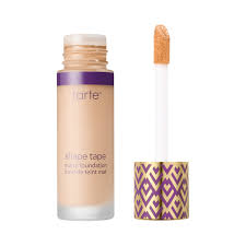 tarte light medium neutral tarte light medium neutral shape tape matte foundation review swatches