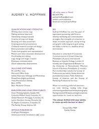 Narrative Resume Samples by 28 Curriculum Vitae Narrative Form Sample Ojt Resume